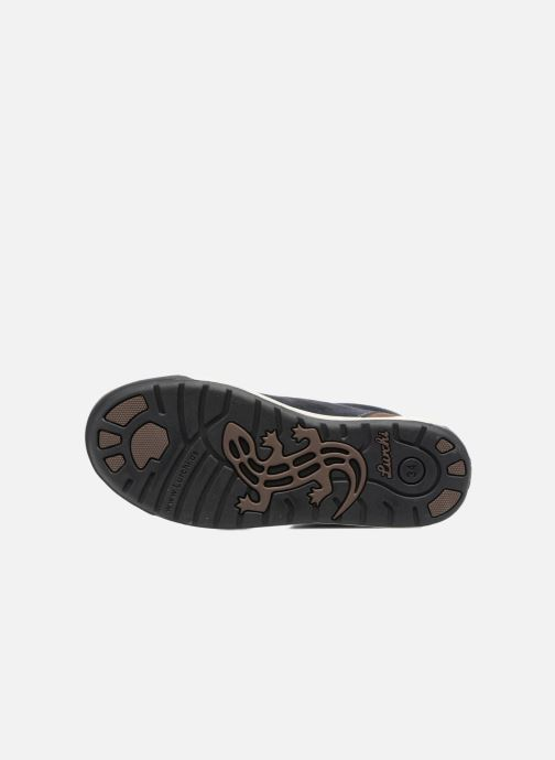 Baskets Lurchi by Salamander Barney-Tex Bleu vue haut