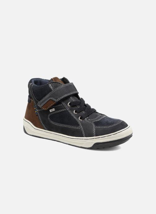 Sneakers Lurchi by Salamander Barney-Tex Blauw detail