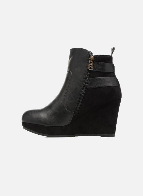Boots en enkellaarsjes Refresh Beblo Zwart voorkant