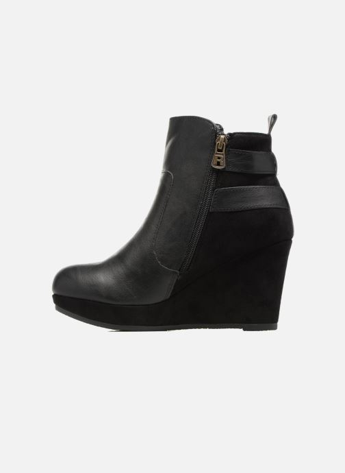 Bottines et boots Refresh Beblo Noir vue face