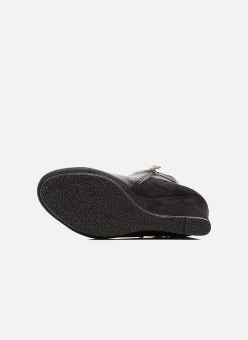 Bottines et boots Refresh Beblo Noir vue haut