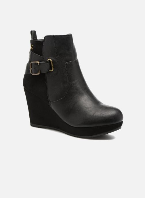 Bottines et boots Refresh Beblo Noir vue détail/paire