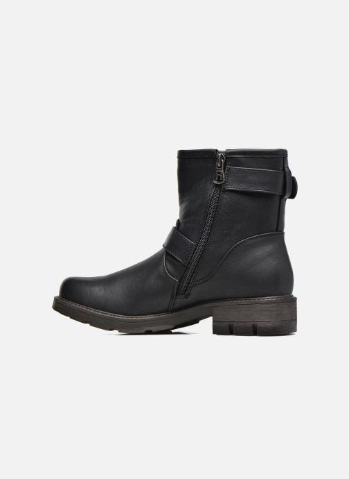 Stiefeletten & Boots Refresh Tiglou schwarz ansicht von vorne
