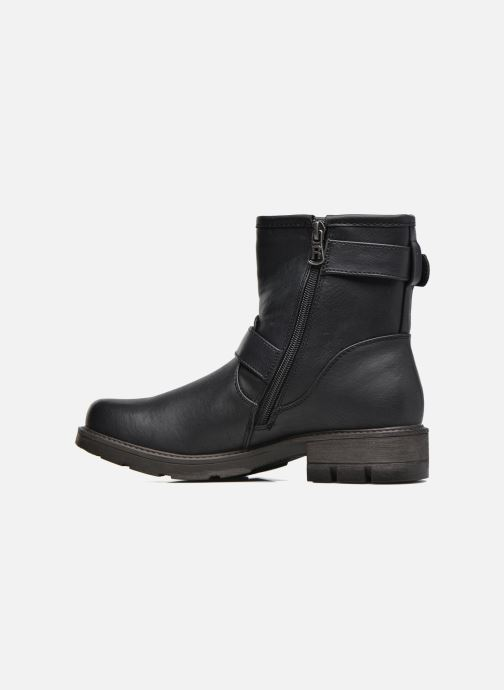 Bottines et boots Refresh Tiglou Noir vue face