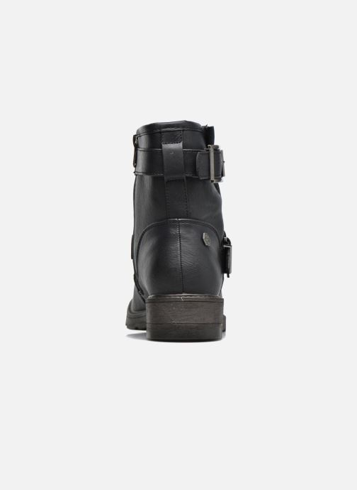 Ankle boots Refresh Tiglou Black view from the right