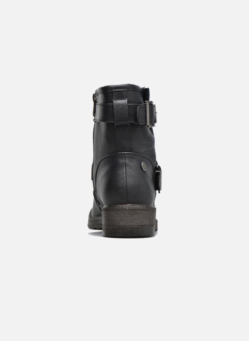 Stiefeletten & Boots Refresh Tiglou schwarz ansicht von rechts