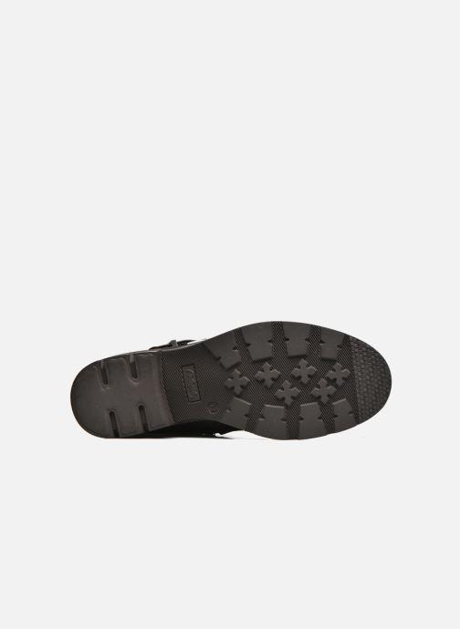 Stiefeletten & Boots Refresh Tiglou schwarz ansicht von oben