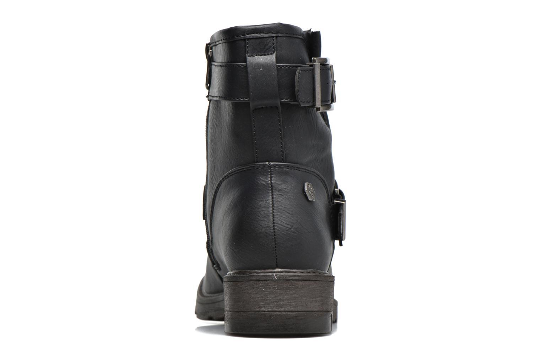 Bottines et boots Refresh Tiglou Noir vue droite