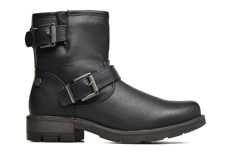 Bottines et boots Refresh Tiglou Noir vue derrière