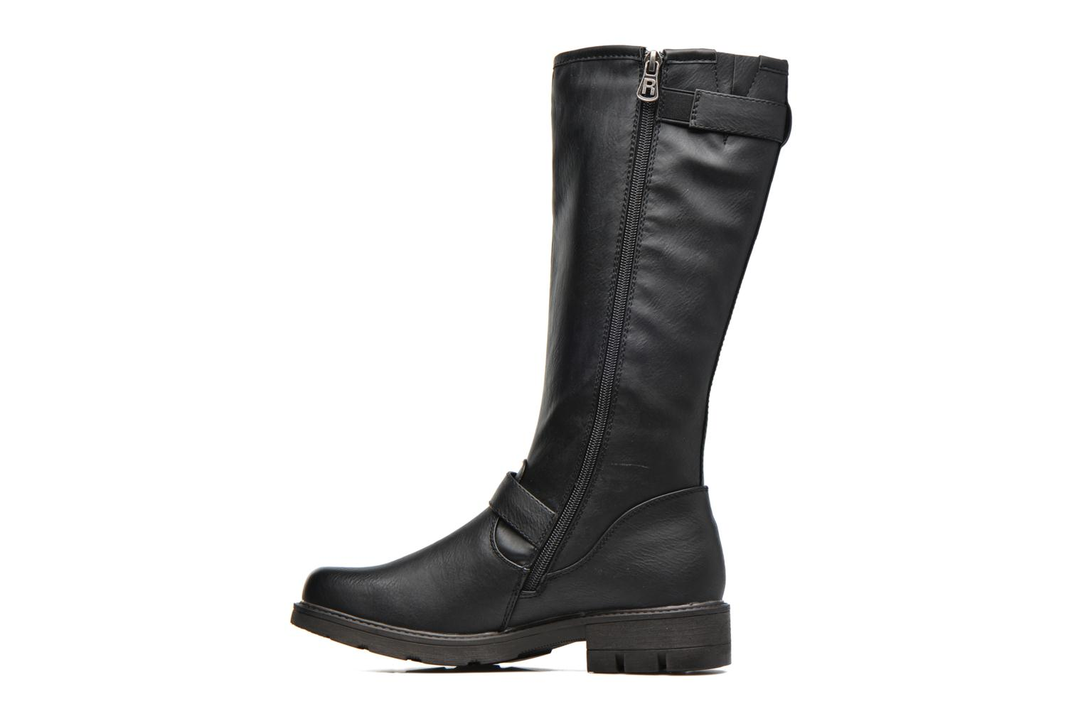 Boots & wellies Refresh Otepa Black front view