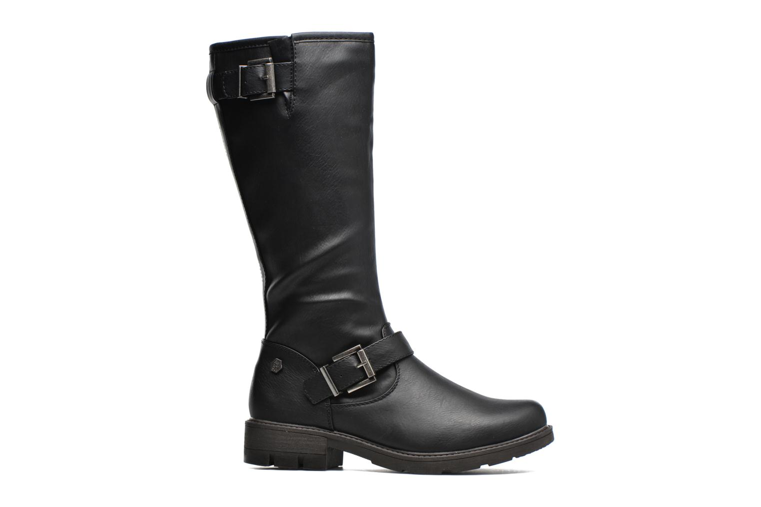 Boots & wellies Refresh Otepa Black back view