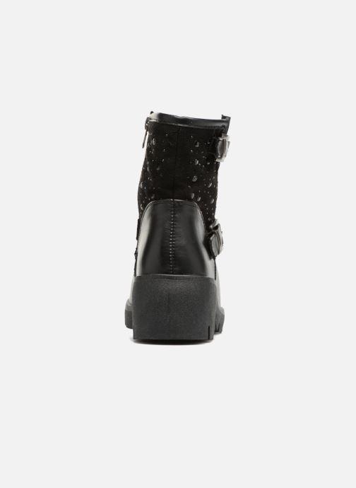 Bottines chez Sarenza et Zippe Refresh 300627 boots Noir wECXwxq
