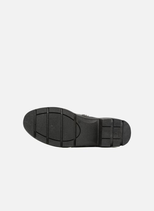 Bottines et boots Refresh Zippe Noir vue haut