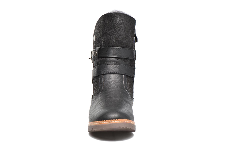 Bottines et boots Refresh Gidge Noir vue portées chaussures