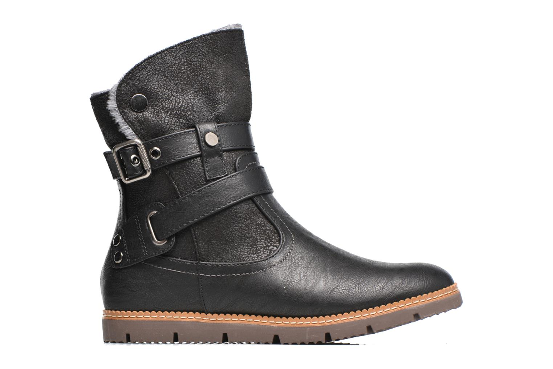 Bottines et boots Refresh Gidge Noir vue derrière