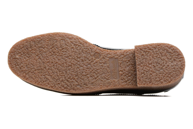Zapatos con cordones Refresh Mulie Negro vista de arriba