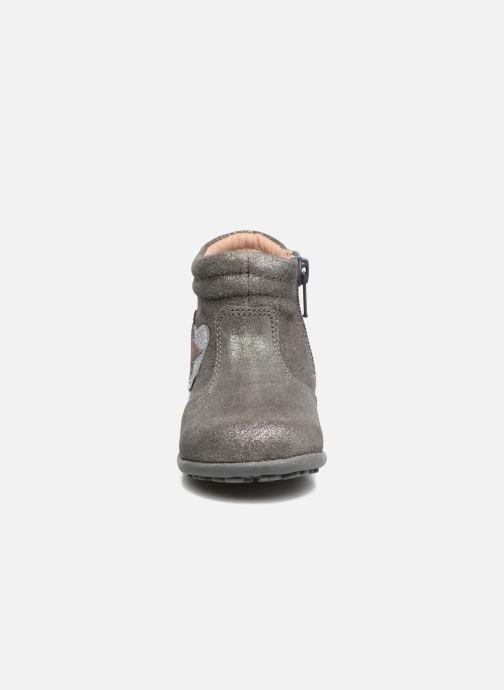 Ankle boots Chicco Gioconda Silver model view