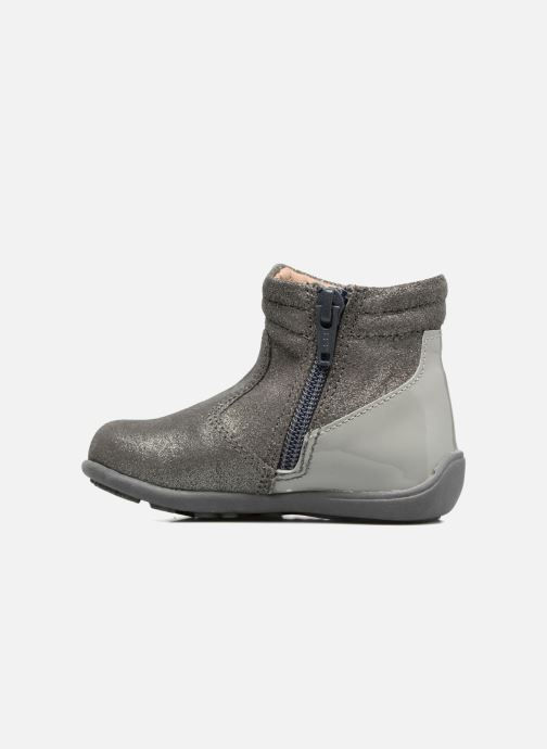 Ankle boots Chicco Gioconda Silver front view