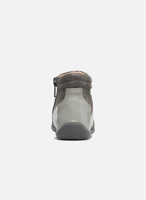 Stiefeletten & Boots Chicco Gioconda silber ansicht von rechts