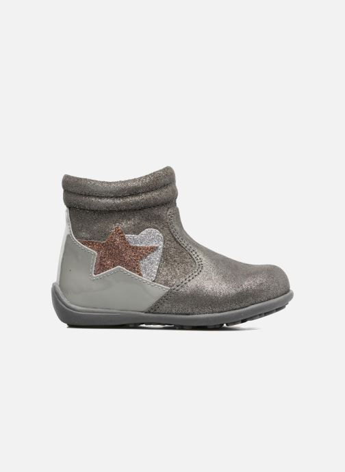Ankle boots Chicco Gioconda Silver back view