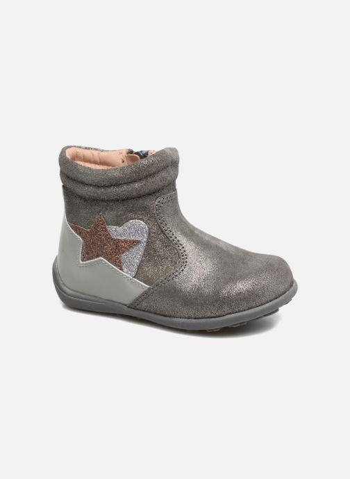 Ankle boots Chicco Gioconda Silver detailed view/ Pair view