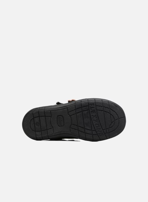 Trainers Chicco Carine Black view from above