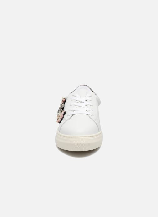 Sneakers Dune London Emerelda Wit model