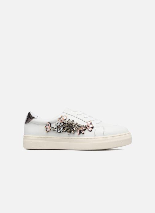 Sneakers Dune London Emerelda Wit achterkant