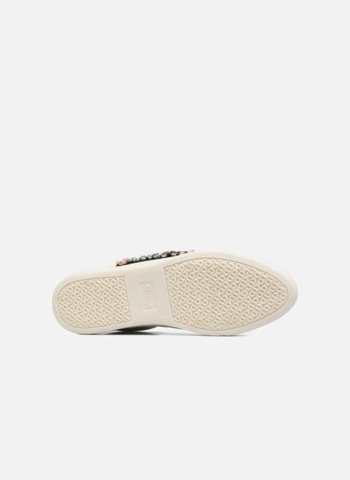 Sneakers Dune London Emerelda Wit boven