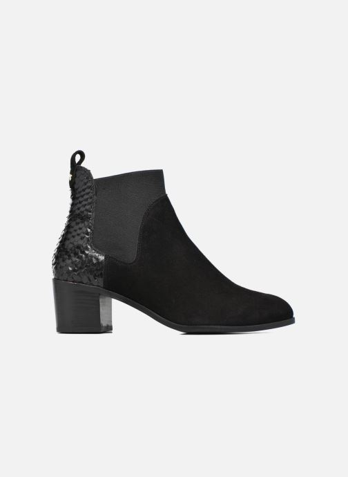 Boots en enkellaarsjes Dune London Oprentice Zwart achterkant