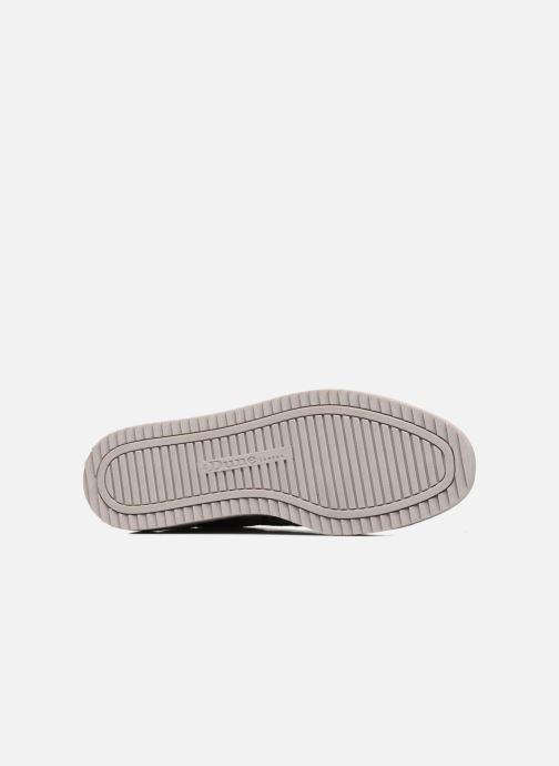 Sneaker Dune London Etch silber ansicht von oben