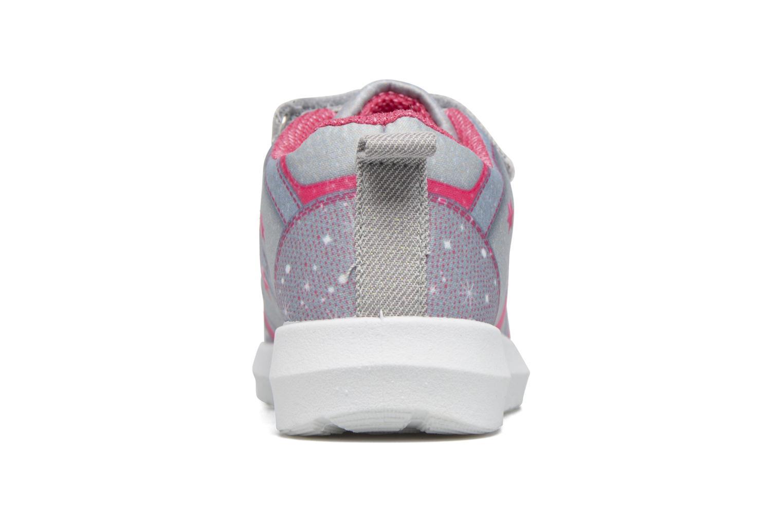 Sneakers Peppa Pig PP Nef Grigio immagine destra