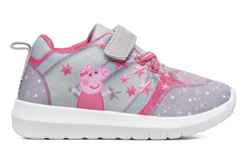 Sneakers Peppa Pig PP Nef Grigio immagine posteriore