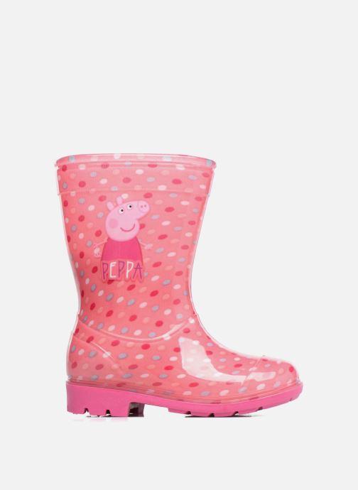 Bottes Peppa Pig PP Oriane Rose vue derrière