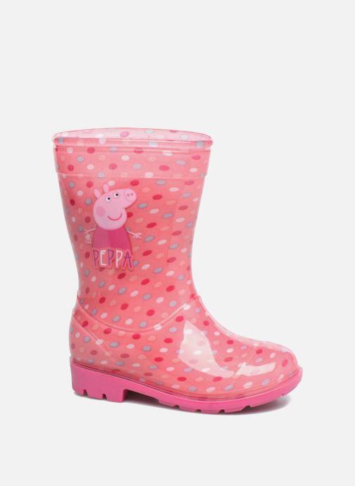 Laarzen Peppa Pig PP Oriane Roze detail