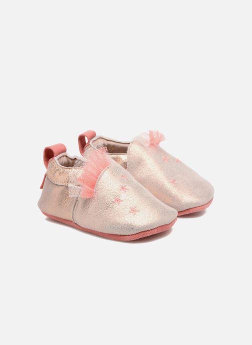 Pantofole Babybotte Etoiles - Moulin Roty Oro e bronzo vedi dettaglio/paio
