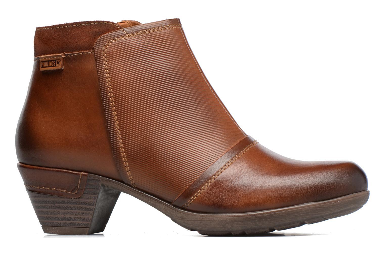 Bottines et boots Pikolinos ROTTERDAM 902-8903 Marron vue derrière