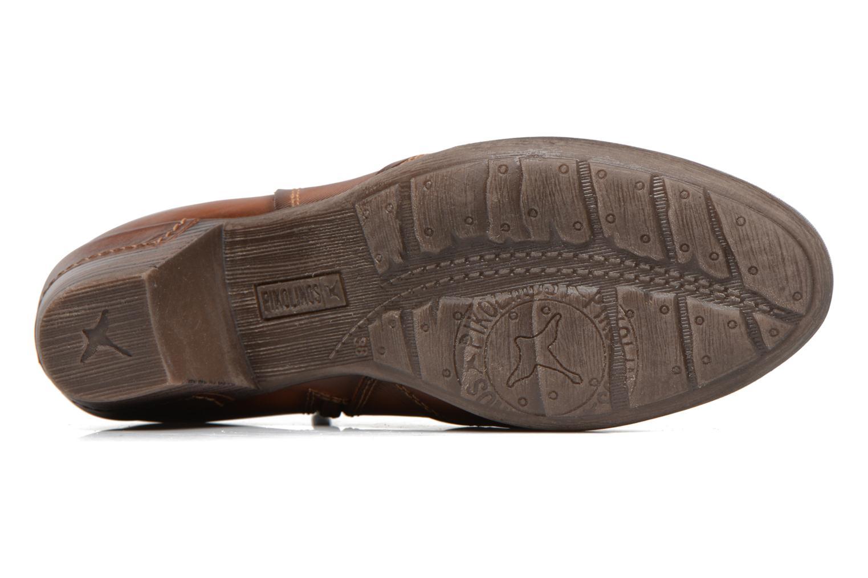 Bottines et boots Pikolinos ROTTERDAM 902-8903 Marron vue haut