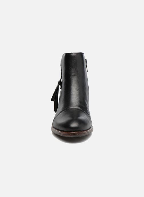 Bottines et boots Pikolinos Baqueira W9M-8941 Noir vue portées chaussures