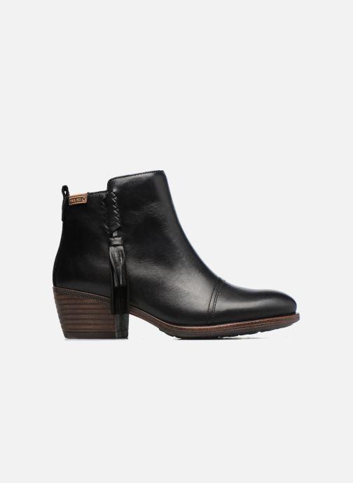 Bottines et boots Pikolinos Baqueira W9M-8941 Noir vue derrière
