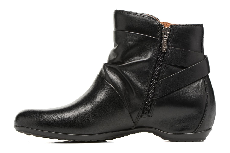 Bottines et boots Pikolinos VENEZIA 968-8878 Noir vue face