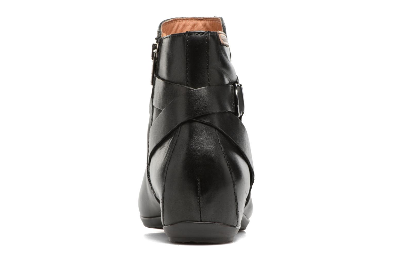 Bottines et boots Pikolinos VENEZIA 968-8878 Noir vue droite