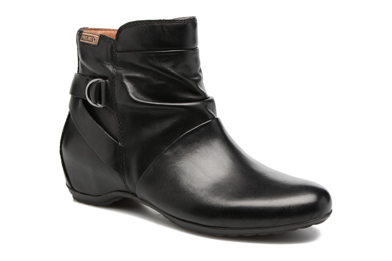 Bottines et boots Pikolinos VENEZIA 968-8878 Noir vue détail/paire