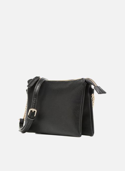 Handtaschen Georgia Rose Daphné schwarz schuhe getragen