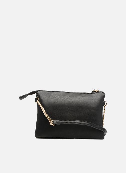 Handbags Georgia Rose Daphné Black front view