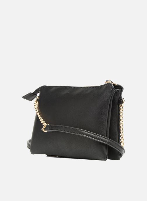 Handtaschen Georgia Rose Daphné schwarz ansicht von rechts