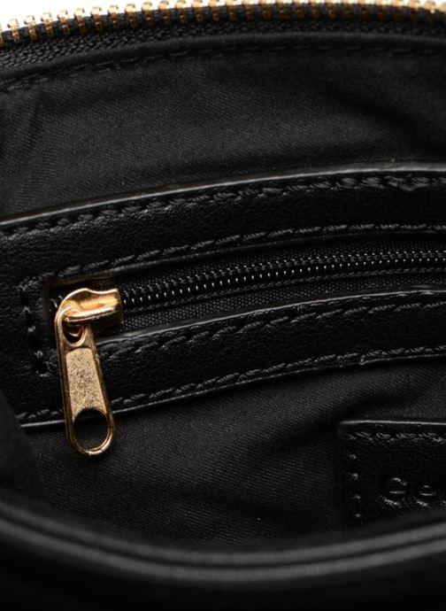 Handtaschen Georgia Rose Daphné schwarz ansicht von hinten