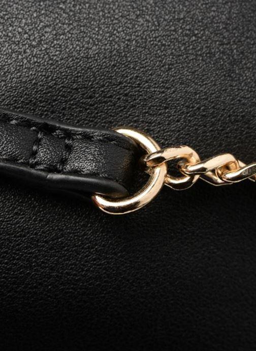 Handbags Georgia Rose Daphné Black view from the left