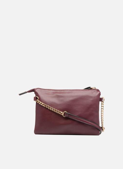 Handtaschen Georgia Rose Daphné weinrot ansicht von vorne