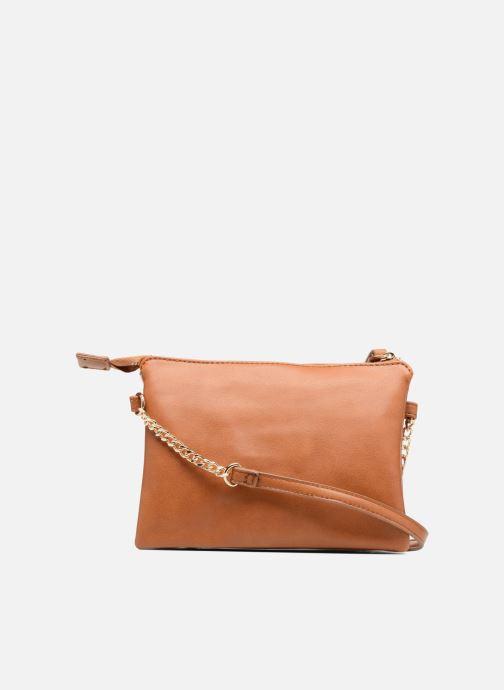 Handtaschen Georgia Rose Daphné braun ansicht von vorne